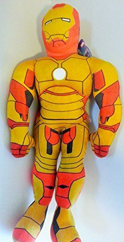 Iron Man Pillow Pal >>> Want additional info? Click on the image.
