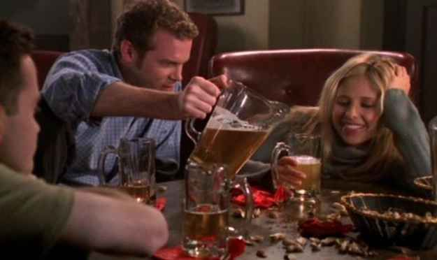 "Ranking of best Buffy episodes""Beer Bad"" (Season 4, Episode 5) ranked worst Buffy episode!"