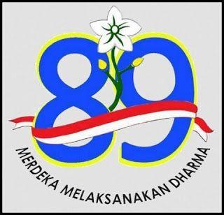 Logo Peringatan Hari Ibu (PHI) Ke - 89 Tahun 2017