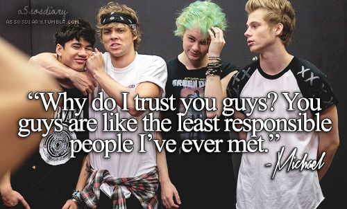 5sos quotes - Google Search