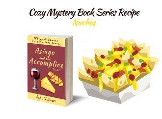 Cozy Mystery Book Series Recipe: Nachos