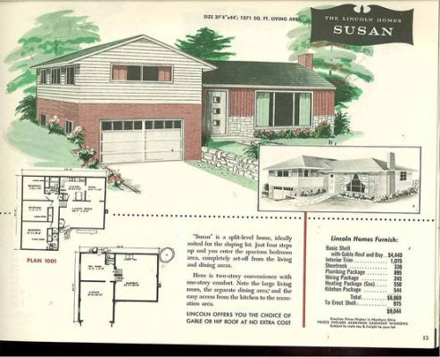6903 best floorplans images on pinterest for 1970s ranch house plans