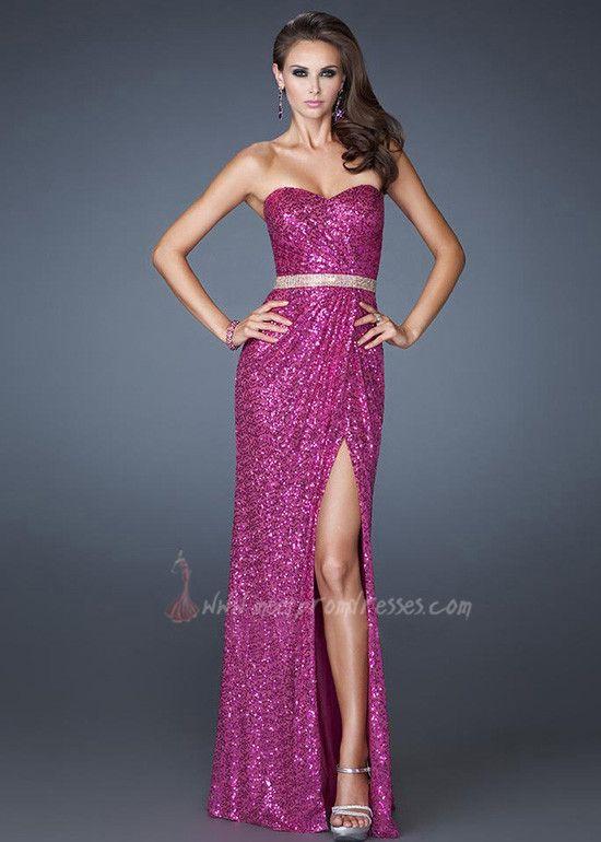 Mejores 488 imágenes de 2014 Prom Dresses en Pinterest | Vestidos de ...