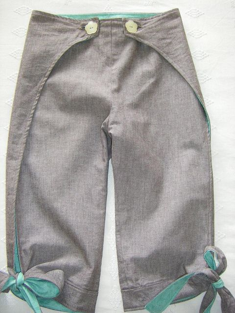 wrap around pants - haven't checked link yet