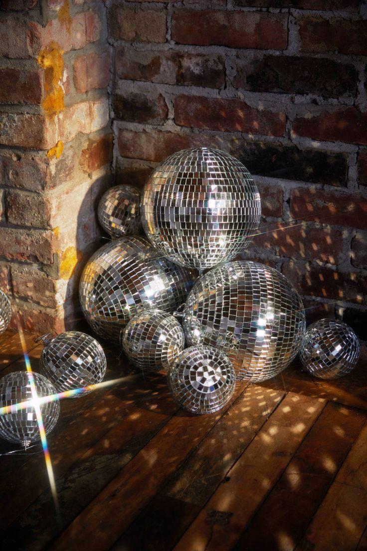 Glitterati Small Disco Ball in 2020 Disco ball, Urban