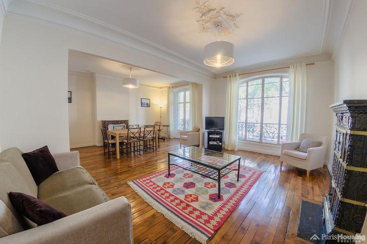 Paris 7th - Furnished 1 bedroom apartment - ref: 140759 #furnished #meublé #apartment #appartement #louer #rental http://www.paris-housing.com/fr/locations/appartement/140659