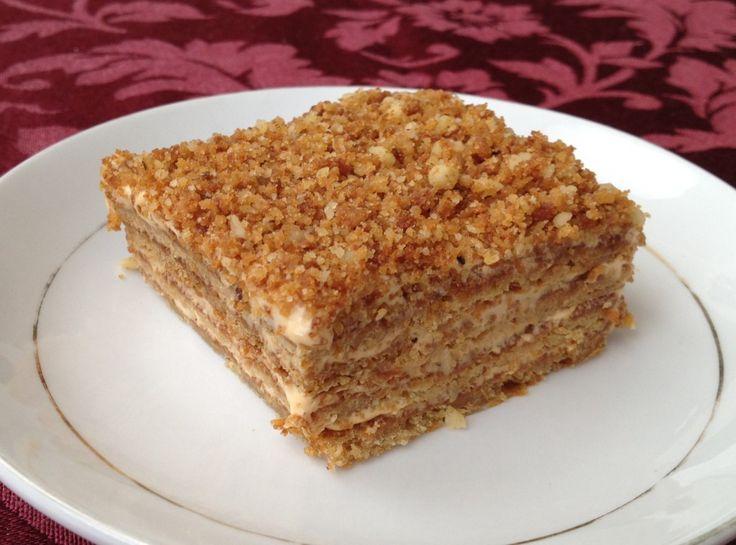 Cake Recipes In Pinterest: Honey Cake Recipe