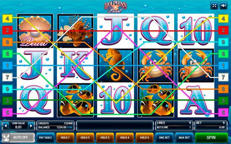 Игровой автомат dolphins of ставок