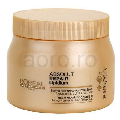 L'Oréal Professionnel Série Expert Absolut Repair Lipidium masca pentru regenerare pentru par foarte deteriorat