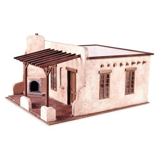 25 best ideas about dollhouse kits on pinterest doll for Diy adobe house