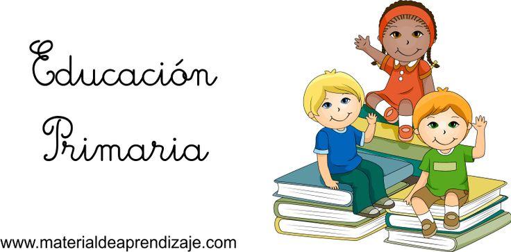 Recursos educativos primaria, fichas imprimibles, material interactivo y videos educativos para todos los grados de educación primaria.