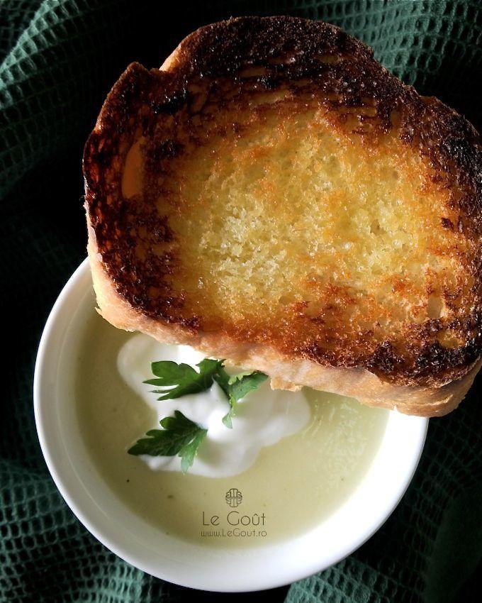 Supa crema de dovlecei - legout.ro