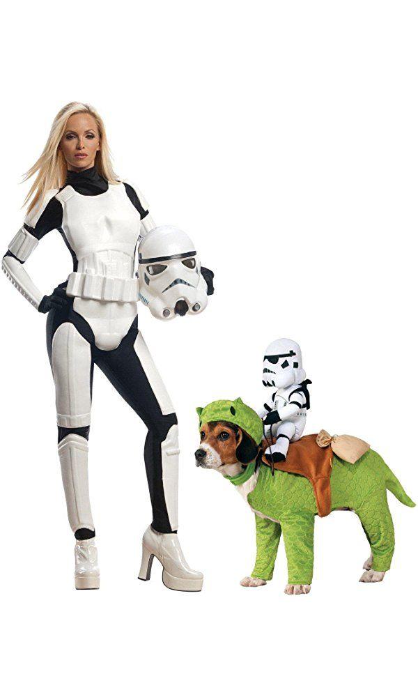 Star Wars Adult Female Stormtrooper Small Costume Bundle Set Best Price