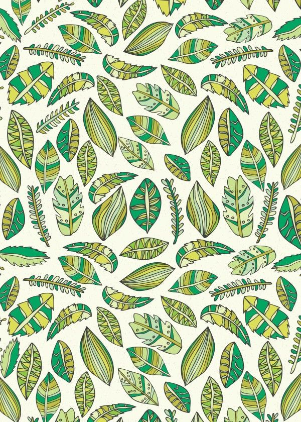"""Tropical Jungle"" metal poster by Pom Graphic Design #pattern"