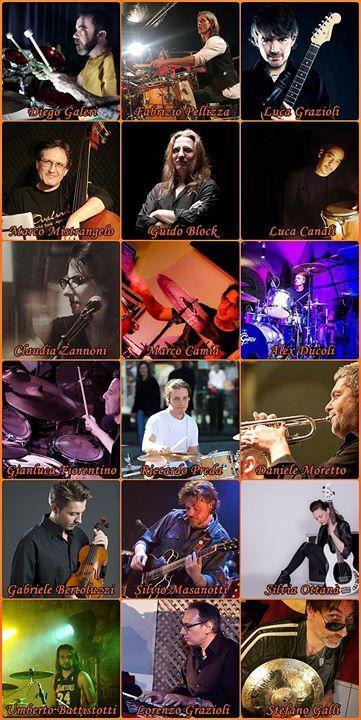 Festa Percussion Village Music School - Open Day @ Serraglio, Milan - 8 OTT 2017