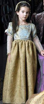 The Tudors Costumes:Elizabeth and Mary Tudor- The Royal Sisters - The Tudors Wiki