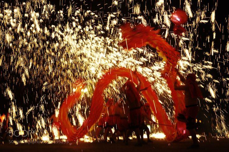 Popular on 500px : Dragon Dance by songzhujutx