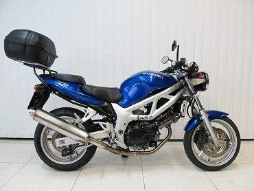 Suzuki SV 650 N, r. v. 2001
