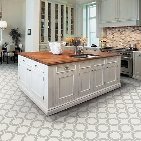 Buy Neisha Crosland for Harvey Maria Vinyl Floor Tiles, 1.115m² Coverage Online at johnlewis.com - http://www.johnlewis.com/neisha-crosland-for-harvey-maria-vinyl-floor-tiles-1-115m2-coverage/p328935