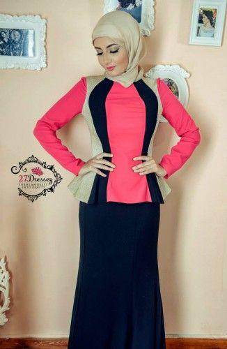 Soiree hijab dresses by 27dresses