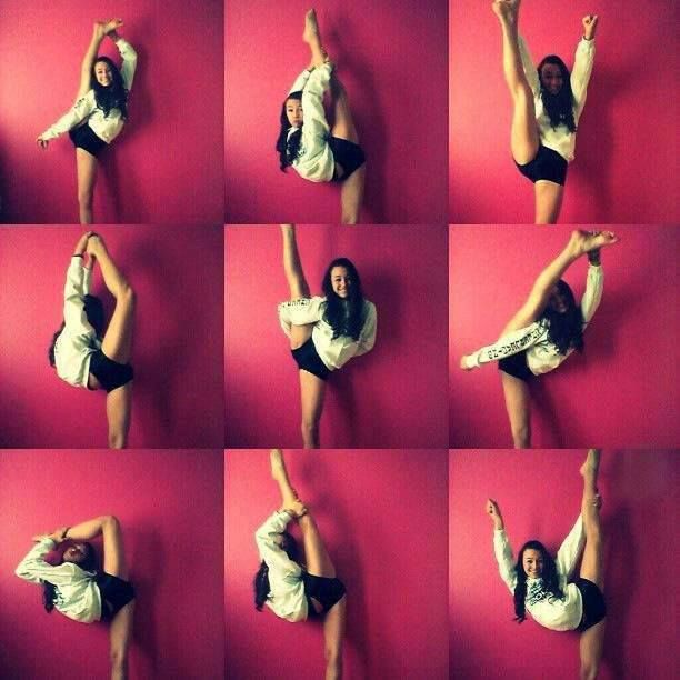 About flexibility on pinterest scorpion stretching and over splits