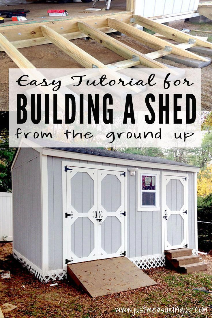 Make your own house plans online for free  Building a Shed sheddesigns shedplans  Shed  Pinterest  Shed
