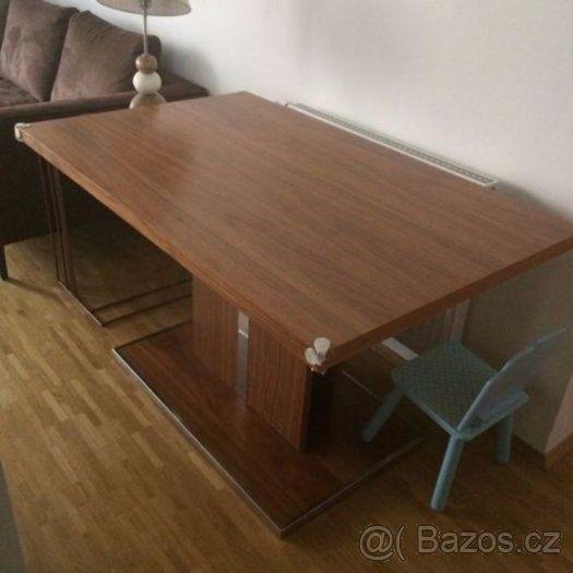 Masivní jídelní stůl XXXLutz - Jablonec nad Nisou, prodám