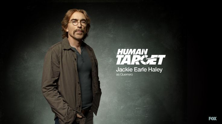 Human Target Guerrero