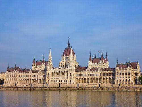 Houses of Parliament, Budapest, Hungary
