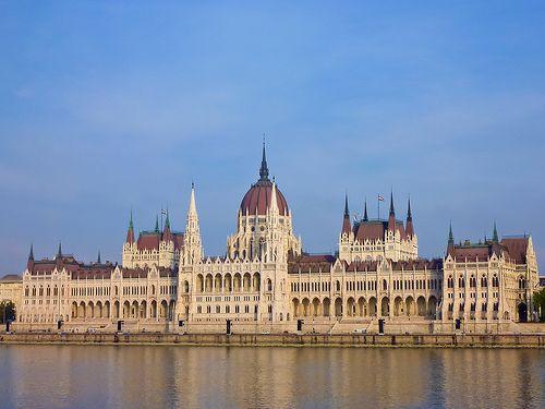 Houses of Parliament, Budapest, Hungary