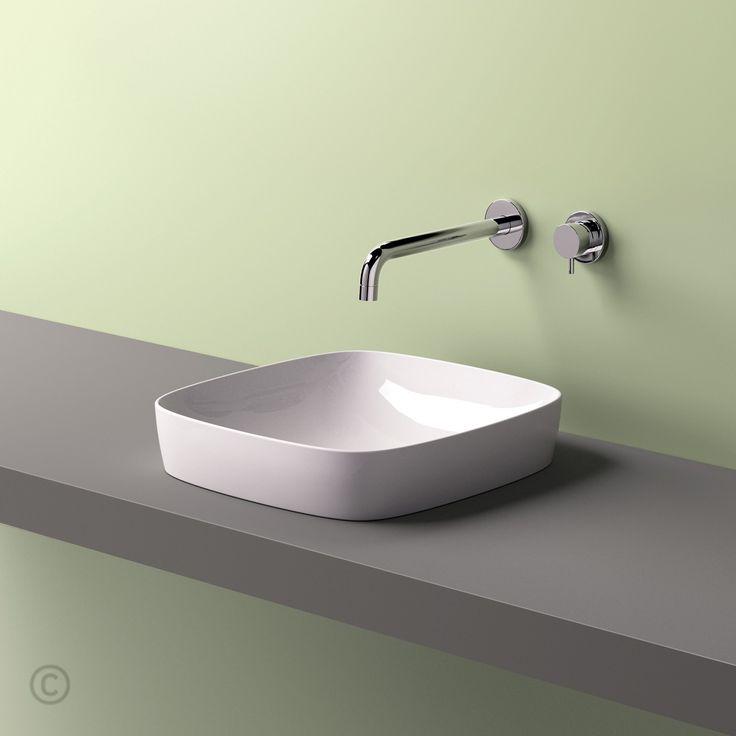 Catalano Green Lux 40 Washbasin - Rogerseller