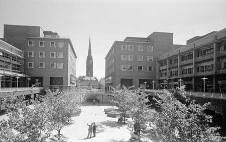 The Precinct, c1960s