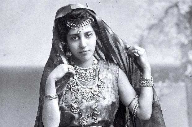 Princess Sophia Duleep Singh, the Indian Princess turned radical British Suffragette leader.