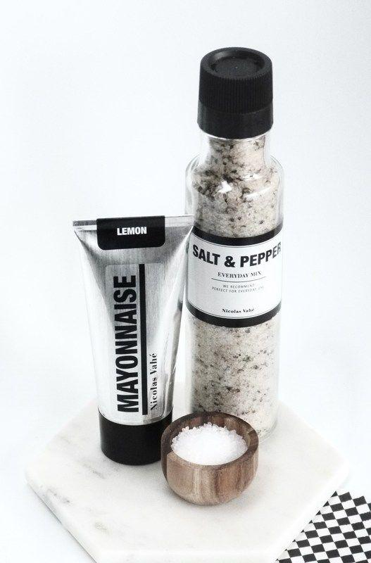 Salt & Pepper molen Nicolas Vahe ☆
