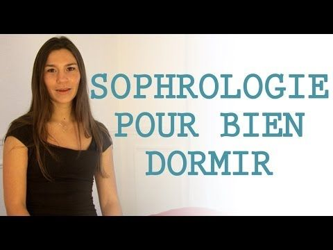 Sophrologie et sommeil Pour cette séance Delphine Bourdet, sophrologue et hypnothérapeute vous propose 5 EXERCICES de sophrologie pour retrouver un sommeil récupérateur.