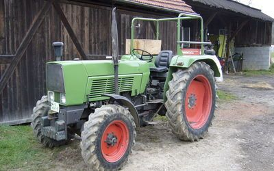 Fendt Farmer roue 3s