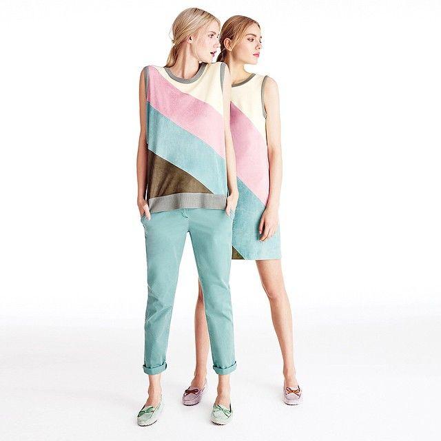 Ipekyol sorbe triko ve pantolonlar ile pastel bahar... #ipekyol #ipekyoldanyazışıltısı