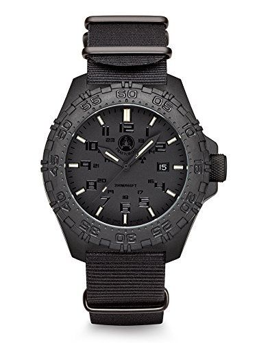 Praetorian SOCOM Phantom - Nato Armband - H3 Tritium Uhr - Trigalight - http://uhr.haus/praetorian/praetorian-socom-phantom-nato-armband-h3-tritium