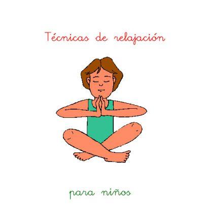 Tècniques de relaxació per infants.