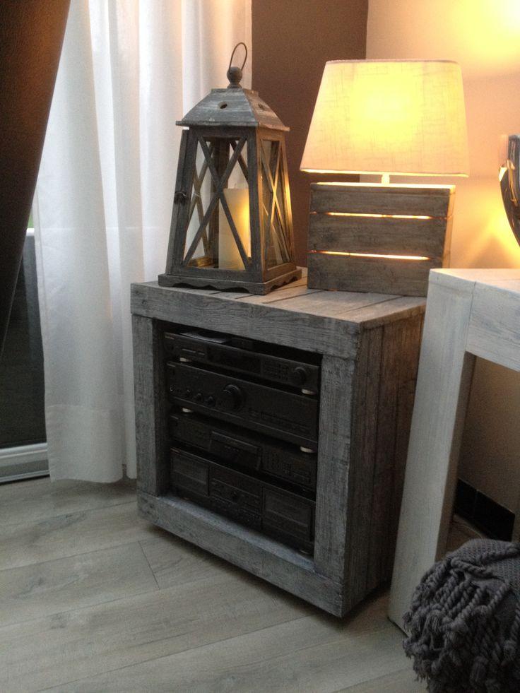 meuble chaine hifi