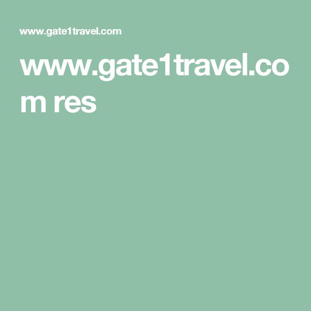 gate1travel.com/res