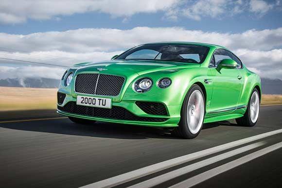 o continental speed gt  um dos carros mais luxuosos da marca inglesa tem motor 6 0 w12 de 635 cv