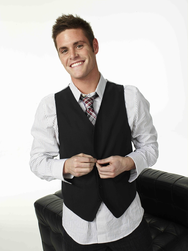 David Boudia- US Olympic Diver  But awkward....he's not as cute as Tom Daley :(