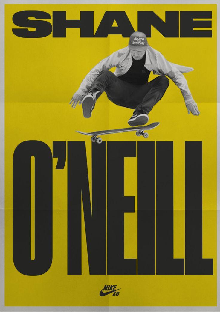 Nike SB. Shane O'Neill