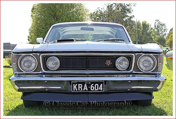 Ford Falcon XW GT - Full Frontal from Classic Car Photography