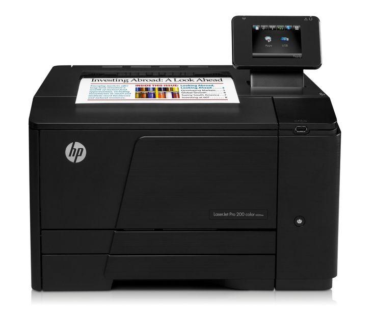 Amazon.com: HP LaserJet Pro 200 M251nw Wireless Color Printer (CF147A#BGJ): Electronics (okay)