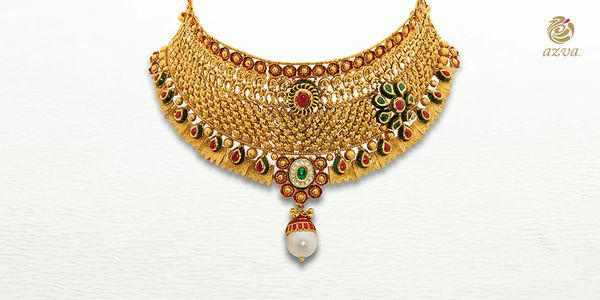 """Azva on Twitter: """"A #pearl addition to a beautiful #necklace is what keeps your…"""