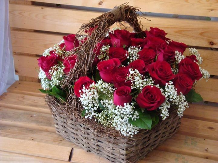 "Send the ""Little"" red riding hood. bouquet of flowers from JC florist & Gifts in Rancho Palos Verdes , CA. Local fresh flower delivery directly from the florist and never in a box!"