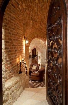 Cherry Hills Spanish Revival Home - mediterranean - hall - denver - Designer Premier