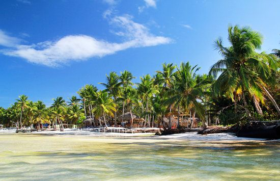 "Dominican Republic : ""This is one of the larger Caribbean countries, and where you fly into can make a difference."